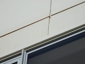 New Unit construction design faults 1
