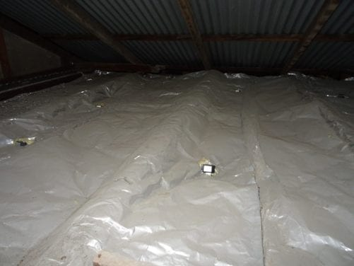 Potential dangers with insulation