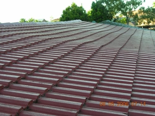 Roof access saved a buyer from a costly defect