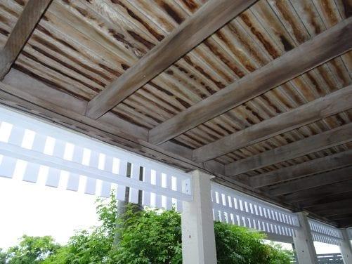 Deck-veranda problems