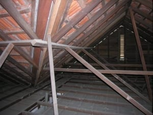 Roof structures and building fallacies