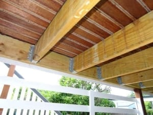 Deck and veranda problems 1