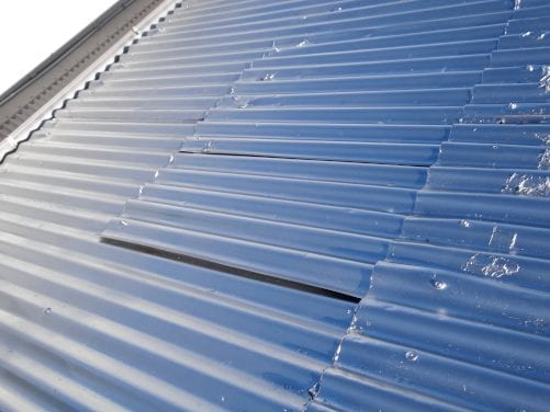 Roof problems covered up in Brisbane