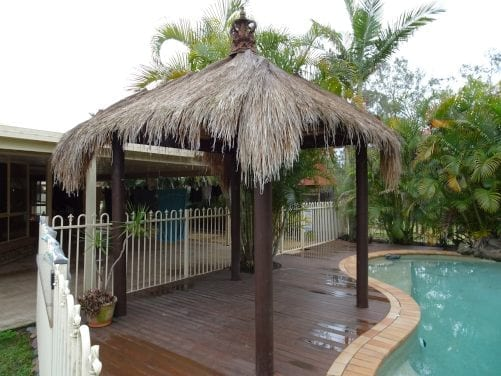 Swimming pool fencing safety
