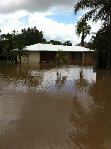 brisbane flood risk