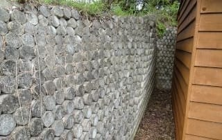 Dangers of retaining wall movement
