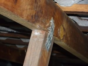 Roof truss problems