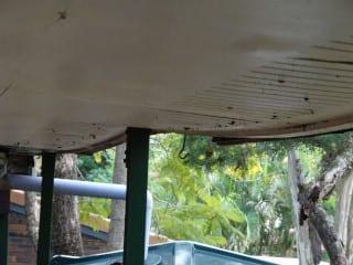 roof box gutter