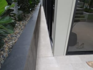 Design defects in new house