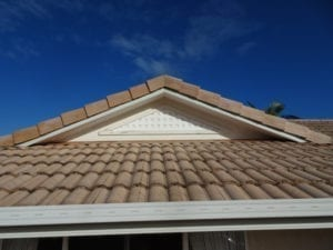 new roof leaking
